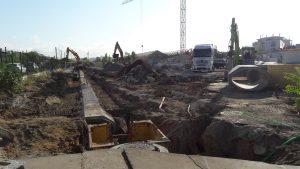 Bastide Niel : tous les réseaux souterrains sont à créer