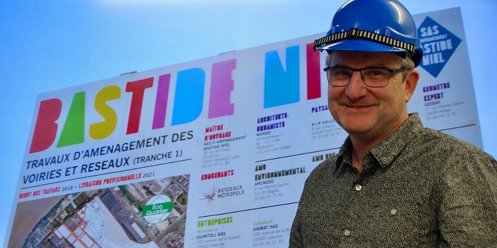 EcoQuartier : Bastide Niel s'engage