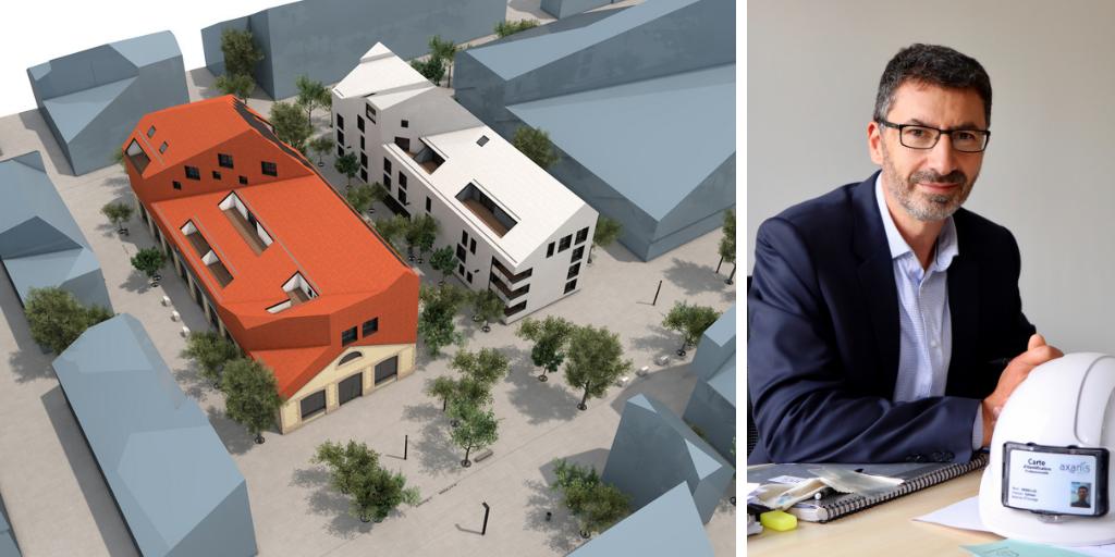 Bastide Niel : Axanis construit 28 logements en location-accession la propriété