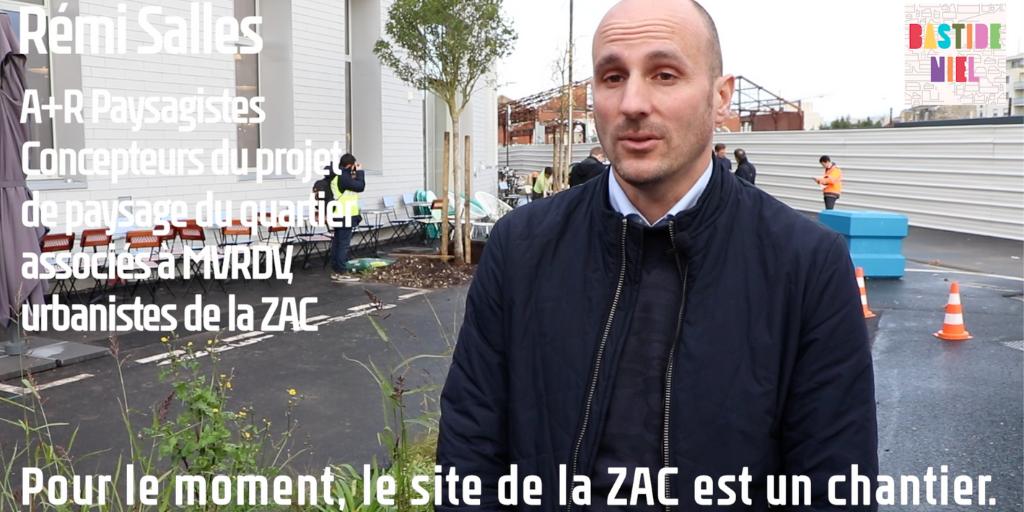 Bastide Niel : comment s'organise la végétalisation du quartier ?