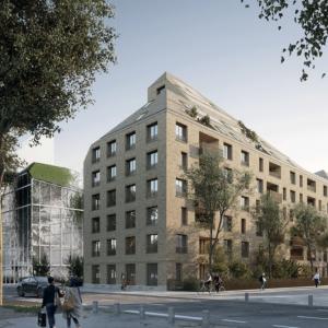 Bastide Niel : Domofrance livrera 124 logements sociaux «exemplaires» fin 2021