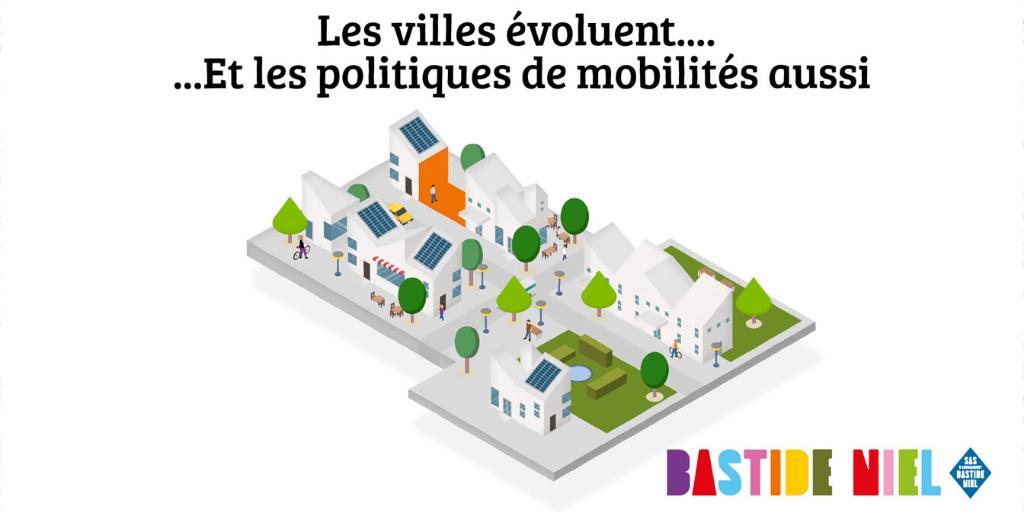 {Vidéo} Bastide Niel : priorité aux mobilités douces