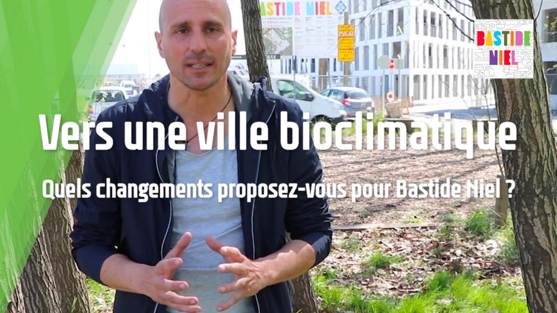 Bastide Niel Ville bioclimatique